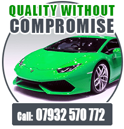 Vinyl Wrapping for your car in Dorset